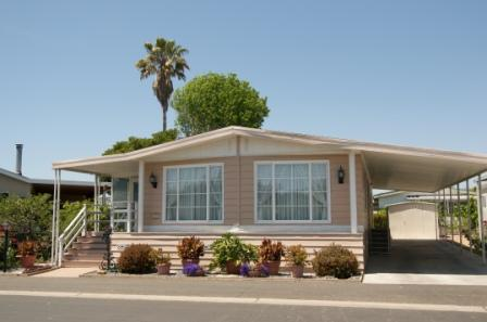 Double wide mobile homes what makes them double vs for Mobile home vs house