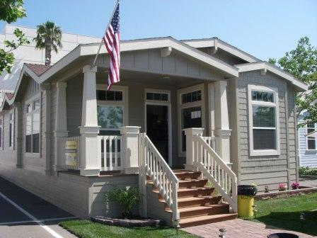 Double wide mobile homes what makes them double vs for Single wide mobile homes with front porches