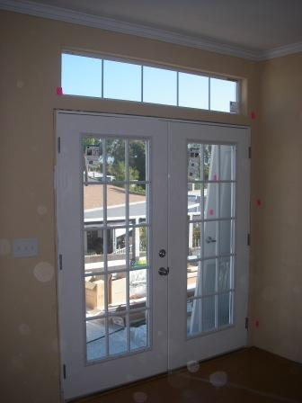 New mobile home interior what are they really like on for Double wide french doors