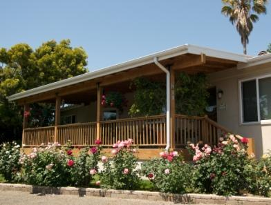 Rancho Goleta Home