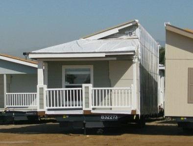 Double Wide Manufactured Home