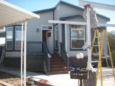 Mobile Home Renovation or Replacement