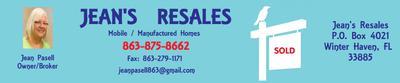 Jean's Resales LLC
